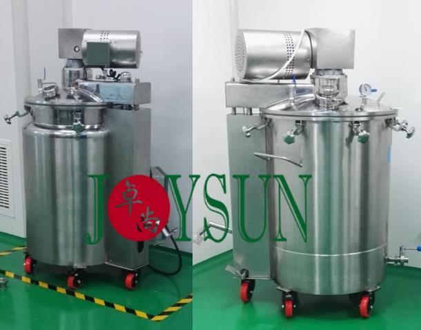 100L-gelatin-melting-tank