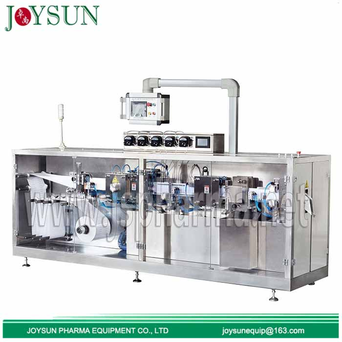 Monodose-liquid-filling-sealing-machine