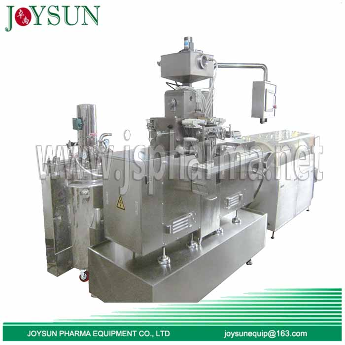 Automatic-Pharmaceutical-Softgel-Encapsulation-Machine-Joysun-Pharma