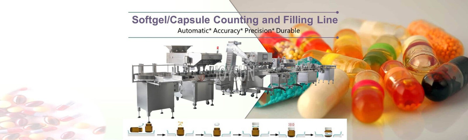 capsule-counting-filling-bottling-machine