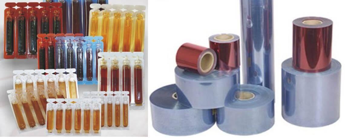 PVC-PE-film
