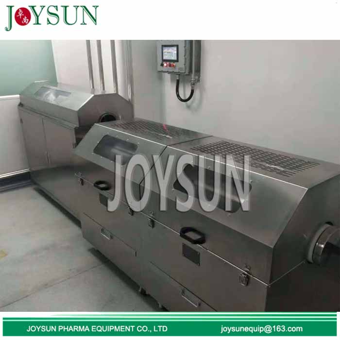 Automatic Softgel Washing Machine