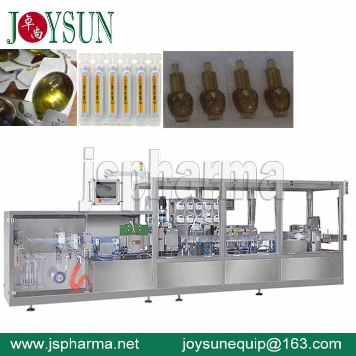 Small Mono Dosage Oral Liquid Filling Sealing Machine