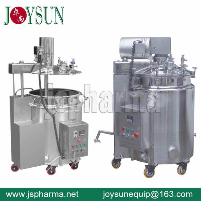 Softgel Gelatin Melter|100-150L Gelatin Reactor