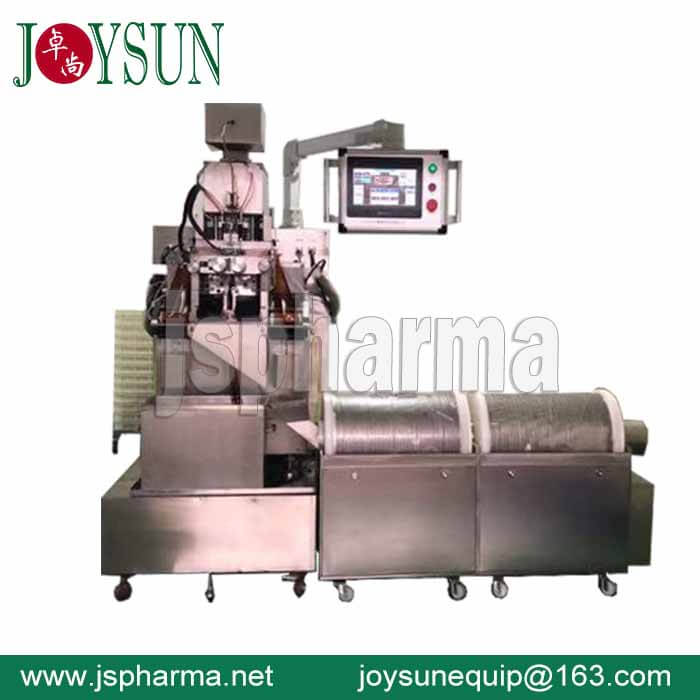 Softgel Encapsulation Machine|Small Lab Use