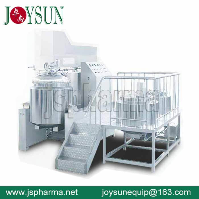 Softgel Raw Material Compounding Tank