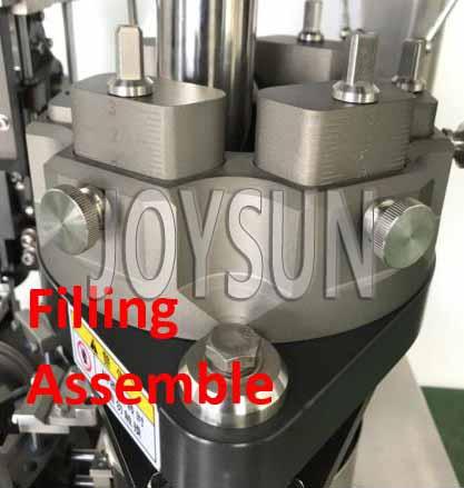 capsule-filling-assemble