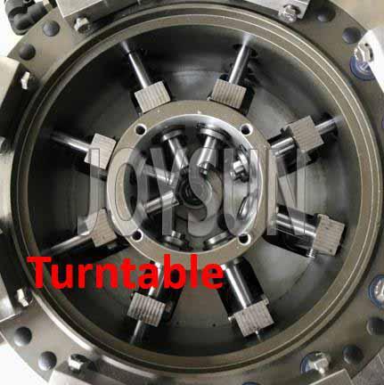 capsule-filling-turntable