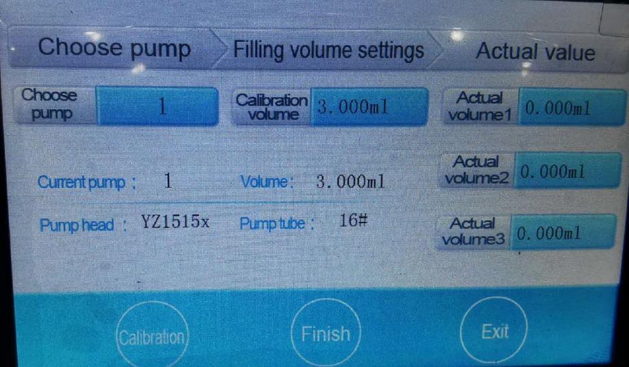filling-pump-calibration