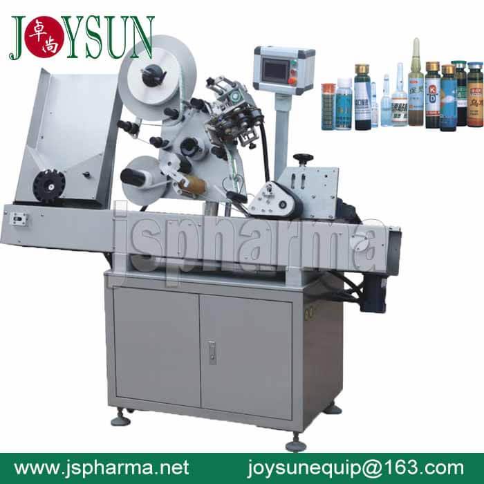 Tube Labeling Machine|Vial Labeling Machine JS-1582V