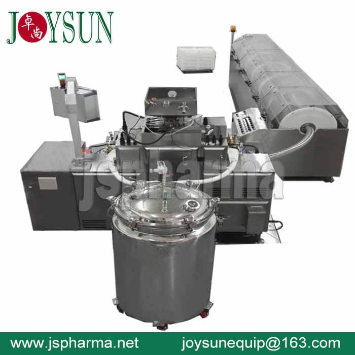 pilot-scale-softgel-encapsulation-machine