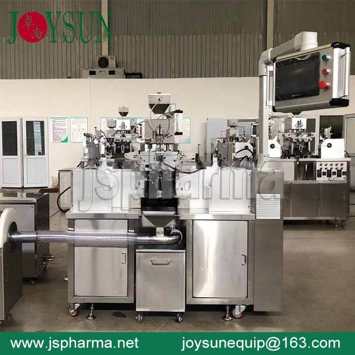 Lab-small-softgel-encapsulation-machine-supplier