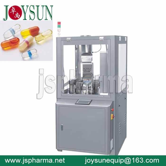 Liquid-filled-hard-capsule-machine