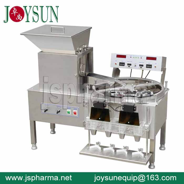 Automatic Electronic Capsule Counting Machine