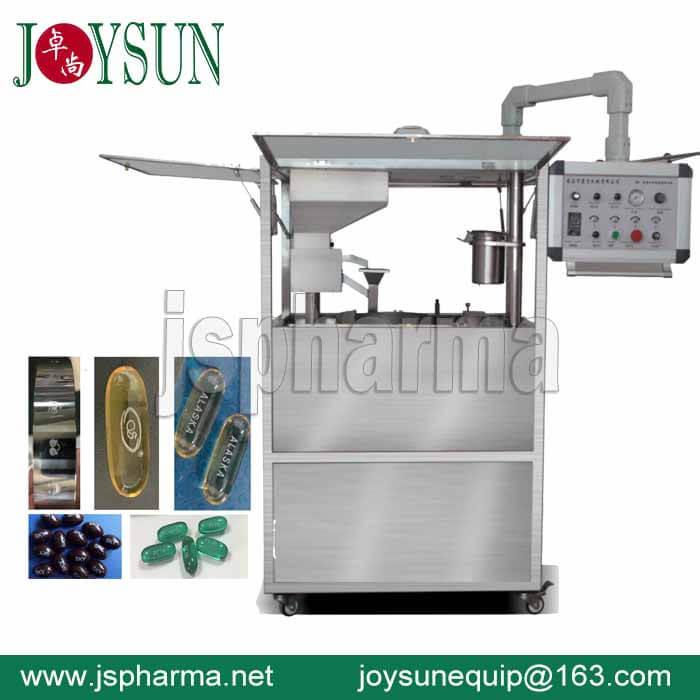 Softgel Capsule Printer|Tablet Pill Printing Machine