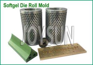 Softgel-Die-Roll-Mold