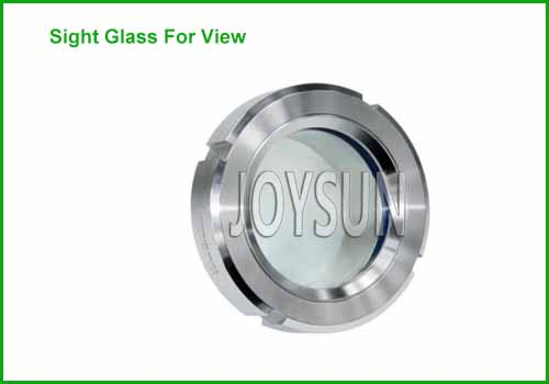Sight Glass With Lamp