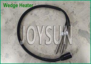 wedge-heater