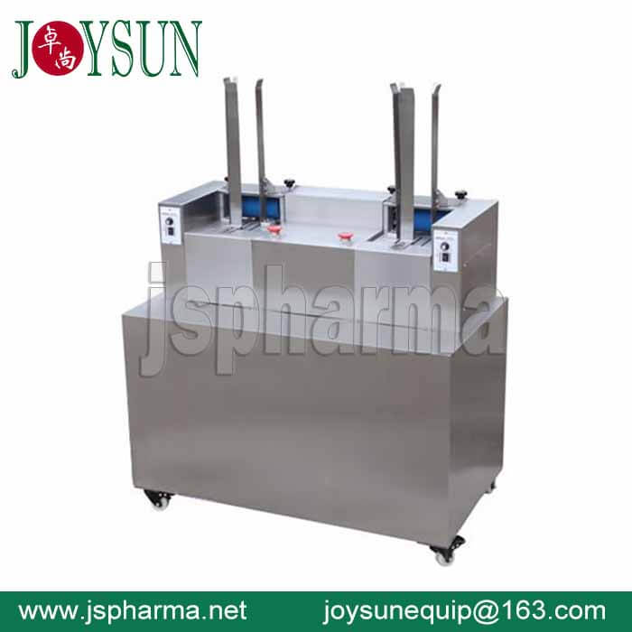 JSPY-160-Auto-Deblistering-machine