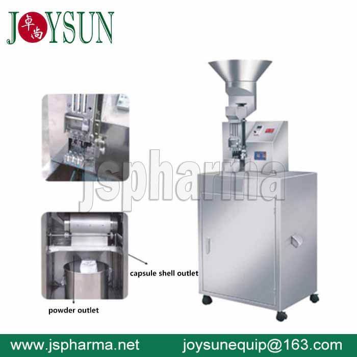 Capsule Decapsulation Machine Capsule Powder Recycle