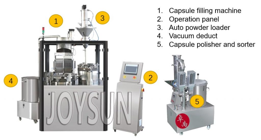 3800-capsule-filling-machine-structure