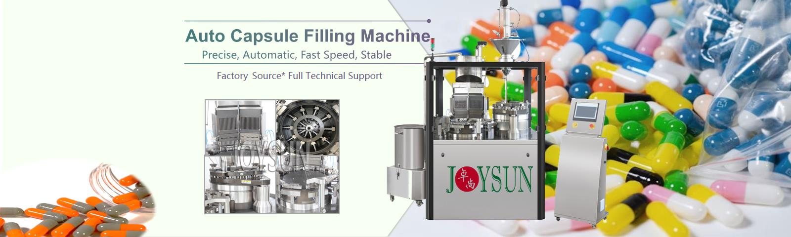 auto-capsule-filling-machine