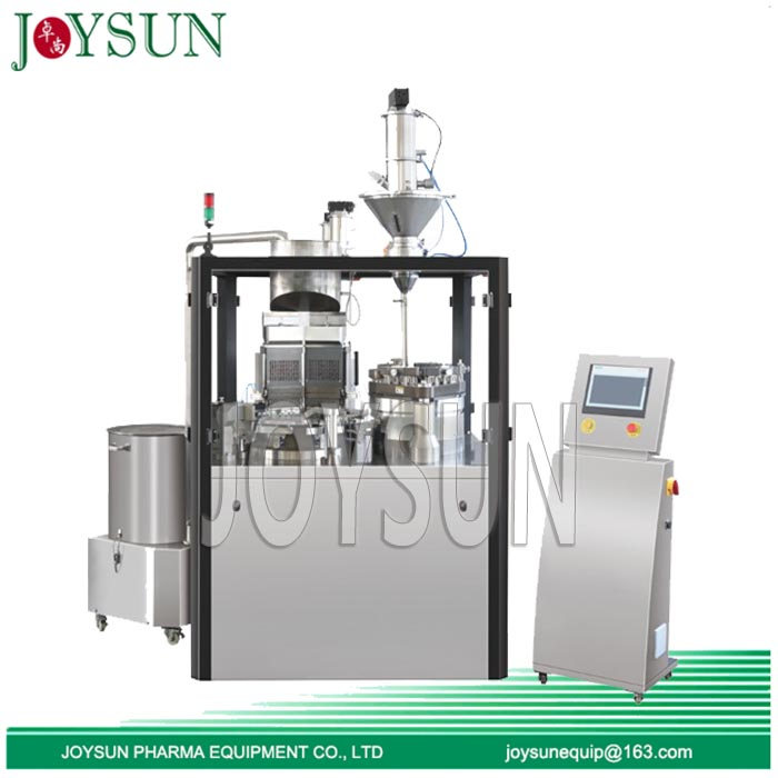 Ultra Fast Capsule Filling Machine Fully Automatic