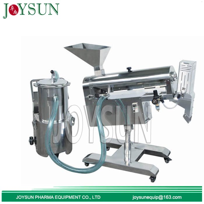 capsule-polishing-sorting-machine