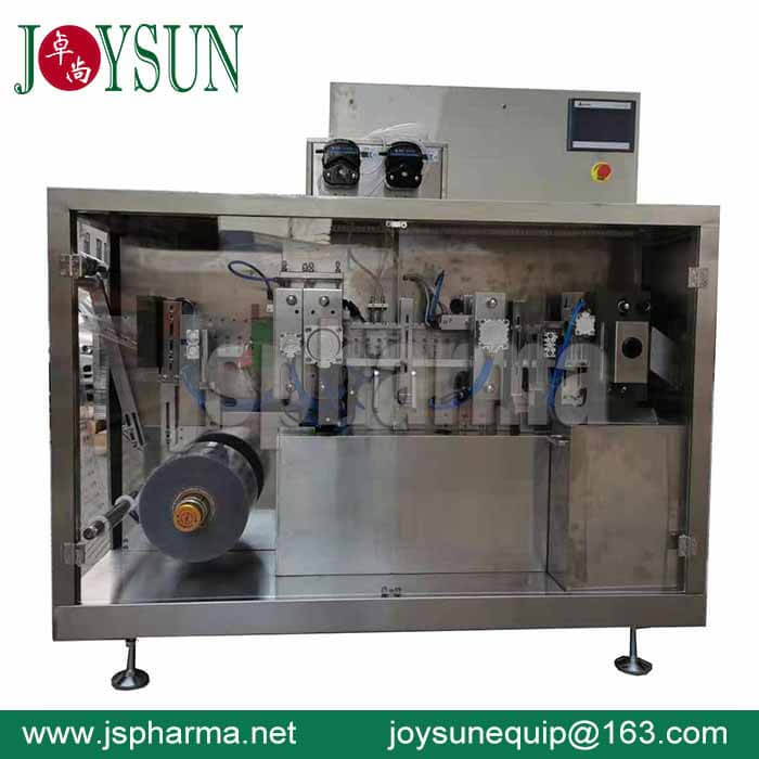 Single Dose Liquid Filling Machine-Small Scale